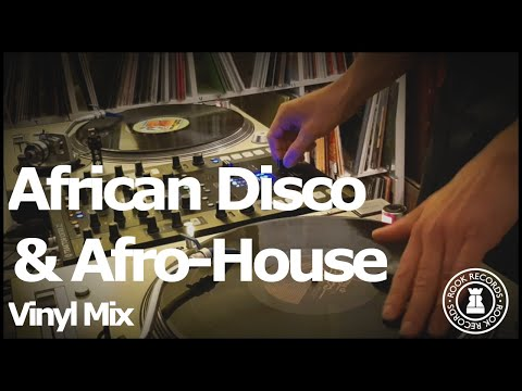 Rook Radio #3 African Disco & Afro-House (Vinyl Mix)