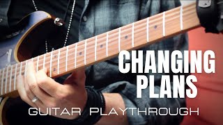 ROD RODRIGUES - Changing Plans (GUITAR PLAYTHROUGH)