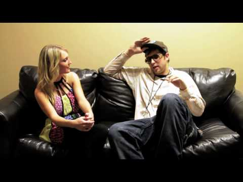 Pretty Lights - Houston Interview - 2010