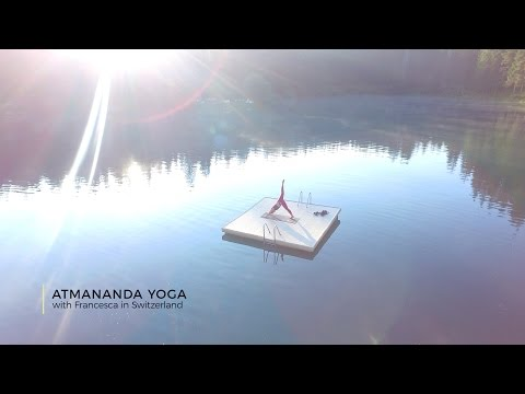 Atmananda Yoga with Francesca Braatz in Switzerland
