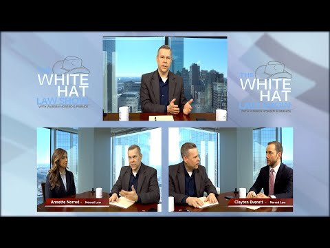 The White Hat Law Show - Episode 7 - Bankruptcy