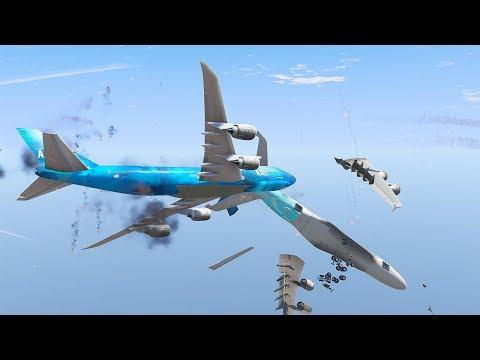 Crazy 747 Pilot