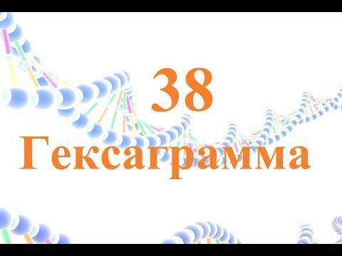 38 Гексаграмма