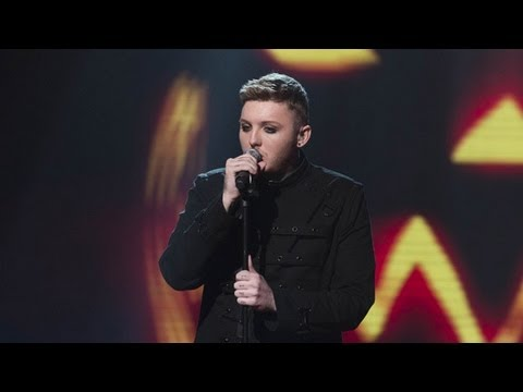 James Arthur sings Eurythmics' Sweet...