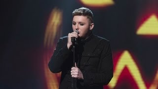 James Arthur sings Eurythmics