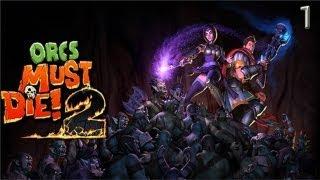 Orcs Must Die 2 Co-op Прохождение Часть 1(, 2012-11-28T15:21:09.000Z)