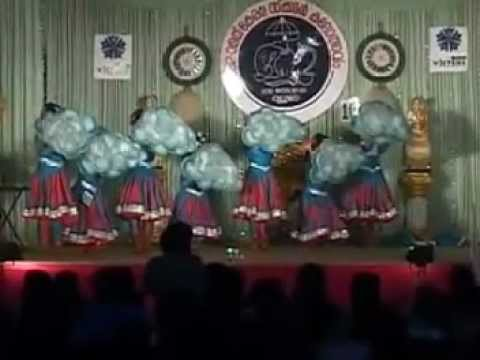kerala school kalolsavam  group dance.. Travel Video