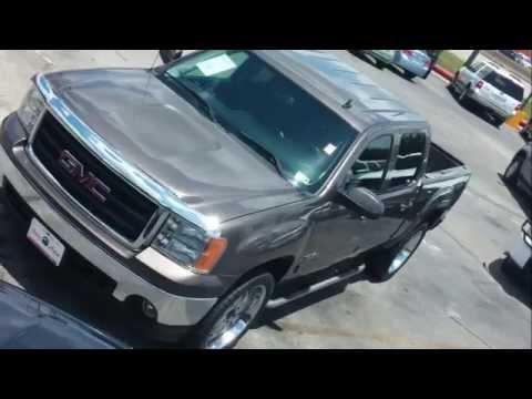 Drive Away Autos (Venta de Trocas en Houston) - GMC Sierra 2008 Texas Edition