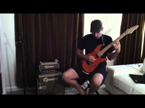 Egnater Rebel 20 Solo Demo - Last Chance, Justin Worley Original