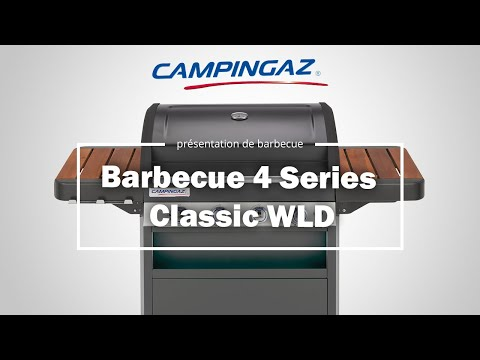 Barbecue Campingaz 4 Series Classic Wld Youtube