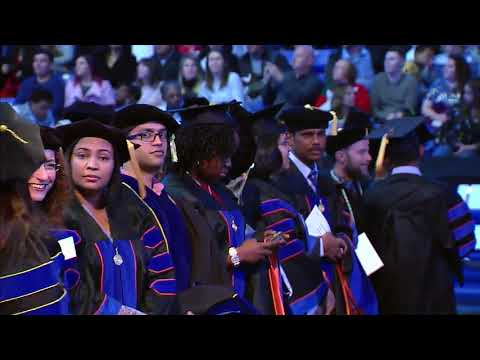 2017 December Commencement - College of Education - College of Science