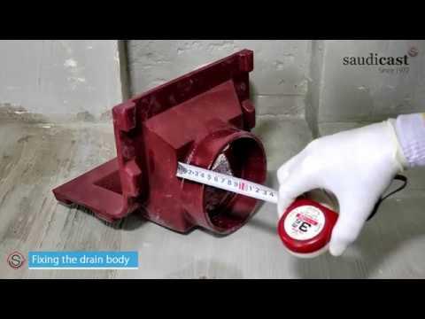 Scupper Drain Installation Guide