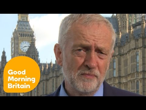 Labour Leader Jeremy Corbyn Reacts To Brexit And Defends His Campaigning | Good Morning Britain