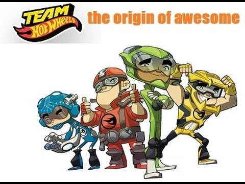 2014 Team Hot Wheels The Origin of AWESOME! - YouTube