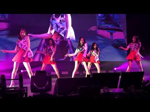 2019.02.07 Redmare Concert In LA - Red Velvet - Look (Fancam)