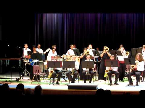 Rock The House- WRHS Jazz band