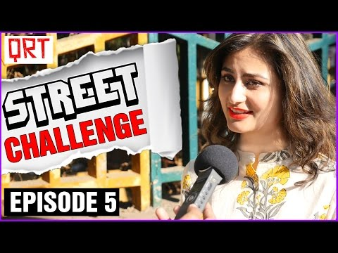 Thumbnail: Cricket and Football Fans will CRY | Epic SPORTS Quiz | QRT Street Challenge Ep - 5