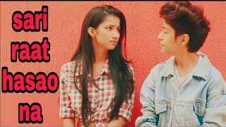 sani narisauna malai fakaun || Sari raat hasao na taeyoongking song || taeyoongking song||full video