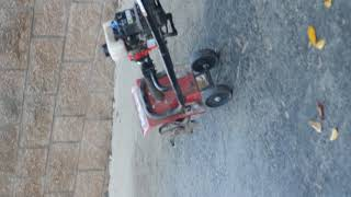 Yard Machines 31cc 2-Cycle Gas Powered Cultivator/Tiller