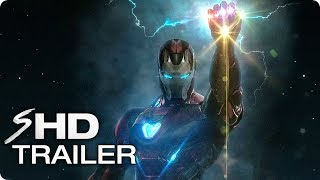 "AVENGERS 4 (2019) ""The End Game"" - MCU Tribute Trailer"