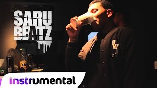 "Gangsta Trap Beat Rap Instrumental "" Die Bout It "" - SaruBeatz"