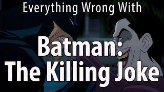 failzoom.com - Everything Wrong With Batman: The Killing Joke