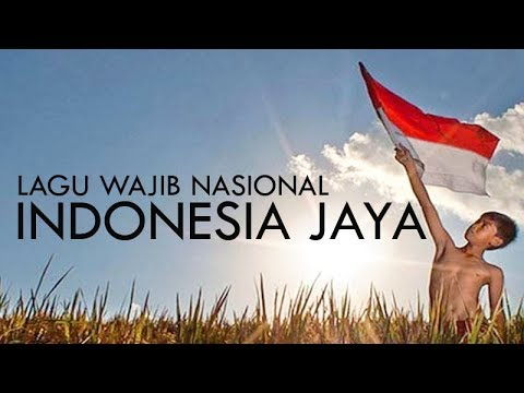 LIRIK INDONESIA JAYA | LAGU WAJIB NASIONAL