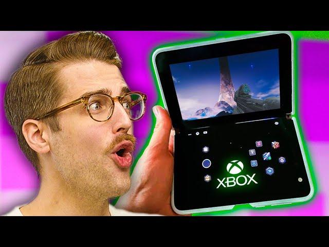 Microsoft has an Xbox Handheld!