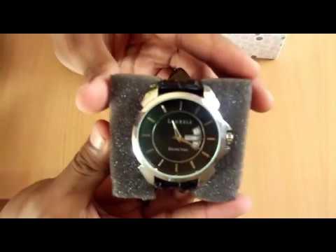 Laurels Analog Black Dial Men's Watch-LWM-INC-VIII-020207 Unboxing & Review / Professional Watch