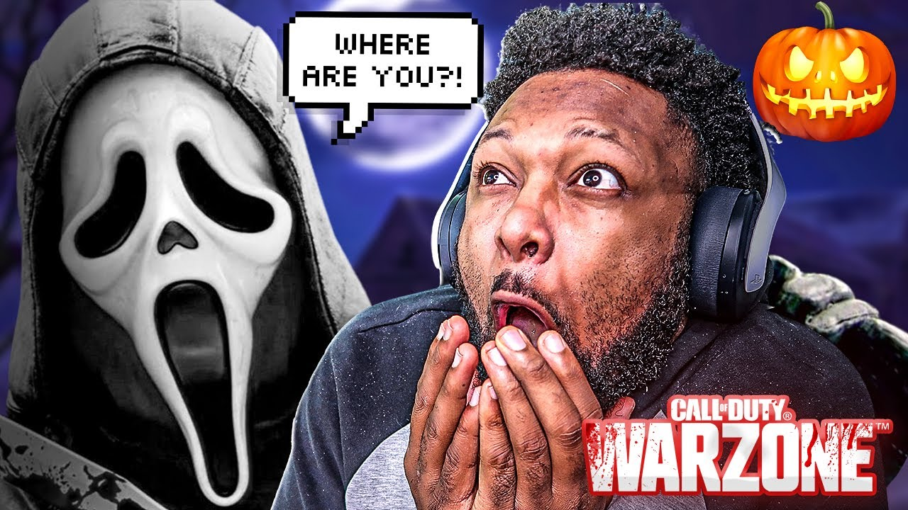 THE HAUNTING IN WARZONE IS NEAR AND JUMP SCARES ARE RETURNING! 👻