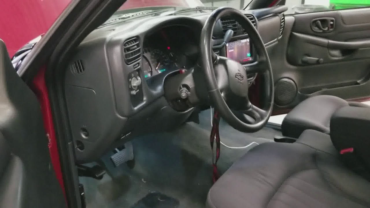 small resolution of chevy s10 rag joint replacement