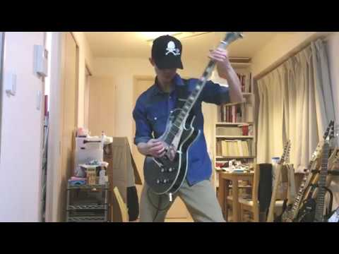【アラフォー世代のHR/HM】MR.TINKERTRAIN(Ozzy Osbourne,Zakk Wylde-Guitar Cover) 弾いてみたtake2