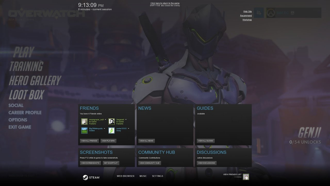 steps on how to play battle.net working