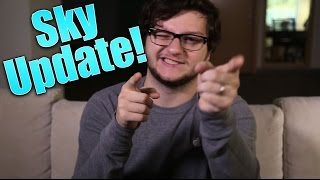 SkyDoesMinecraft | IMPORTANT INFORMATION! (CLICK THIS TO BE KEWL) SkyVsGaming