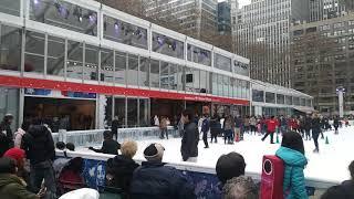 New York City 2018 holiday season Bryant Park 1