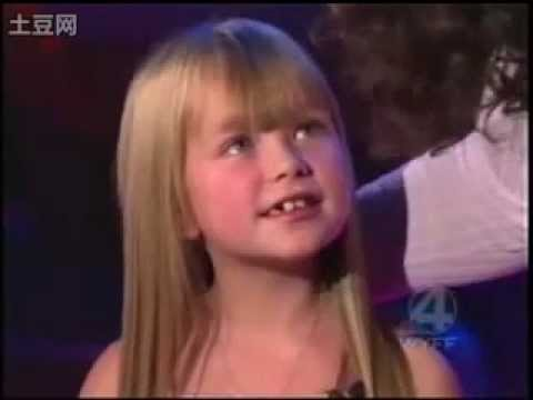 Michael Jackson's Ben by Connie Talbot at Oprah