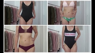 ALIEXPRESS BIKINI EN BADPAKKEN SHOPLOG + TRY ON | Sophie Hol