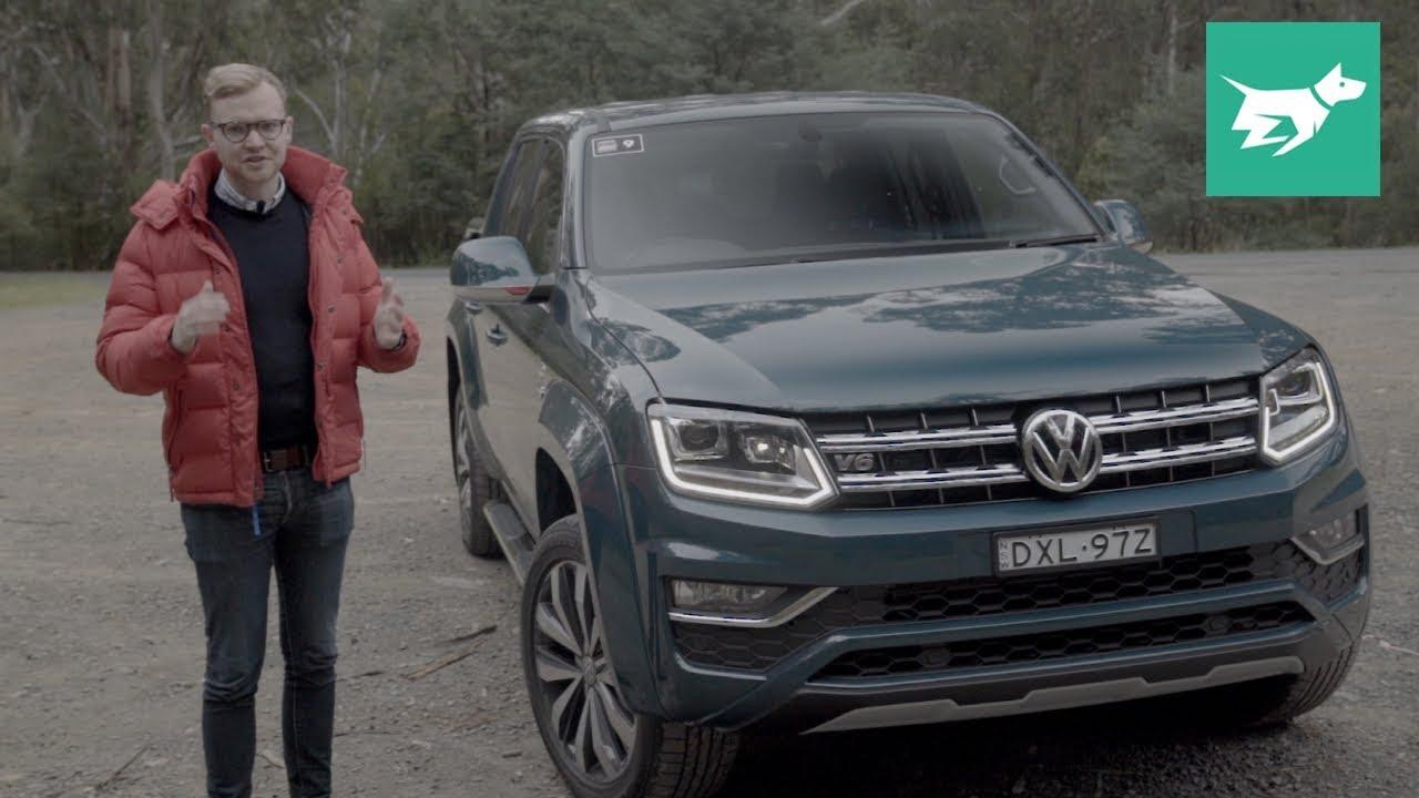 Volkswagen Amarok V6 580TDI Ultimate 2019 review