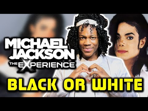 Michael Jackson: The Experience - Black or White