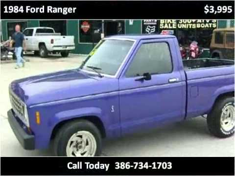 1984 ford ranger available from richard bell auto sales youtube. Black Bedroom Furniture Sets. Home Design Ideas