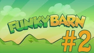 Let's Play Funky Barn (Wii U) - Walkthrough / Commentary - Part 2