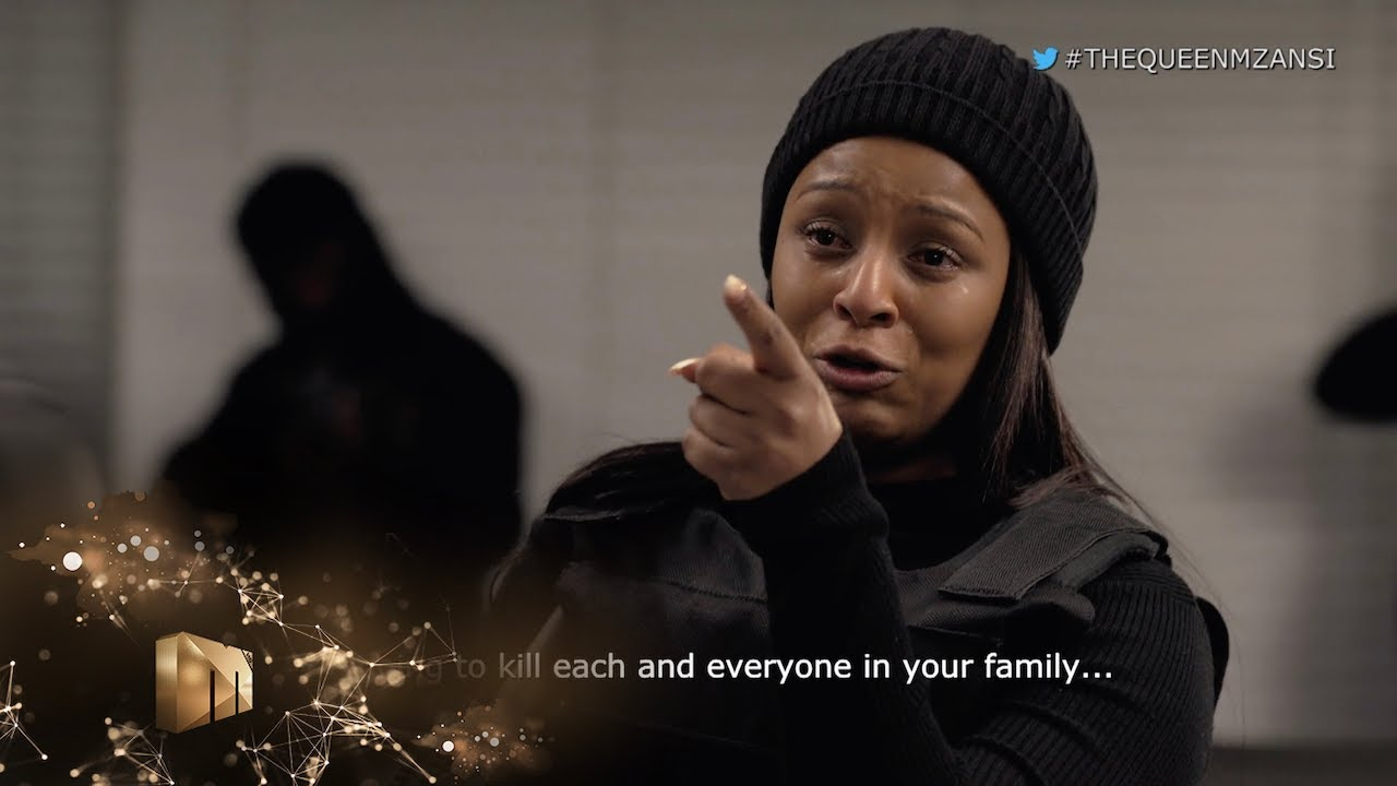 Download Thando shoots at the Khoza's– The Queen | Mzansi Magic | S5 | Ep 260
