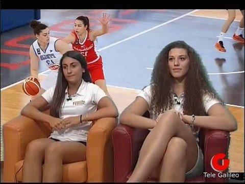 Rachele Porcu e Lorela Cubaj: orgoglio ternano nel basket giovanile azzurro
