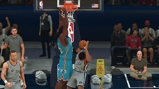 NBA 2K20 My Career EP 121 - Dunked on Takeover Quad Dub Moses!
