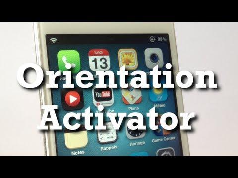Orientation Activator