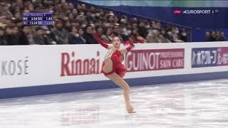 Alina Zagitova 3-3 Combos (Olympic Champion)