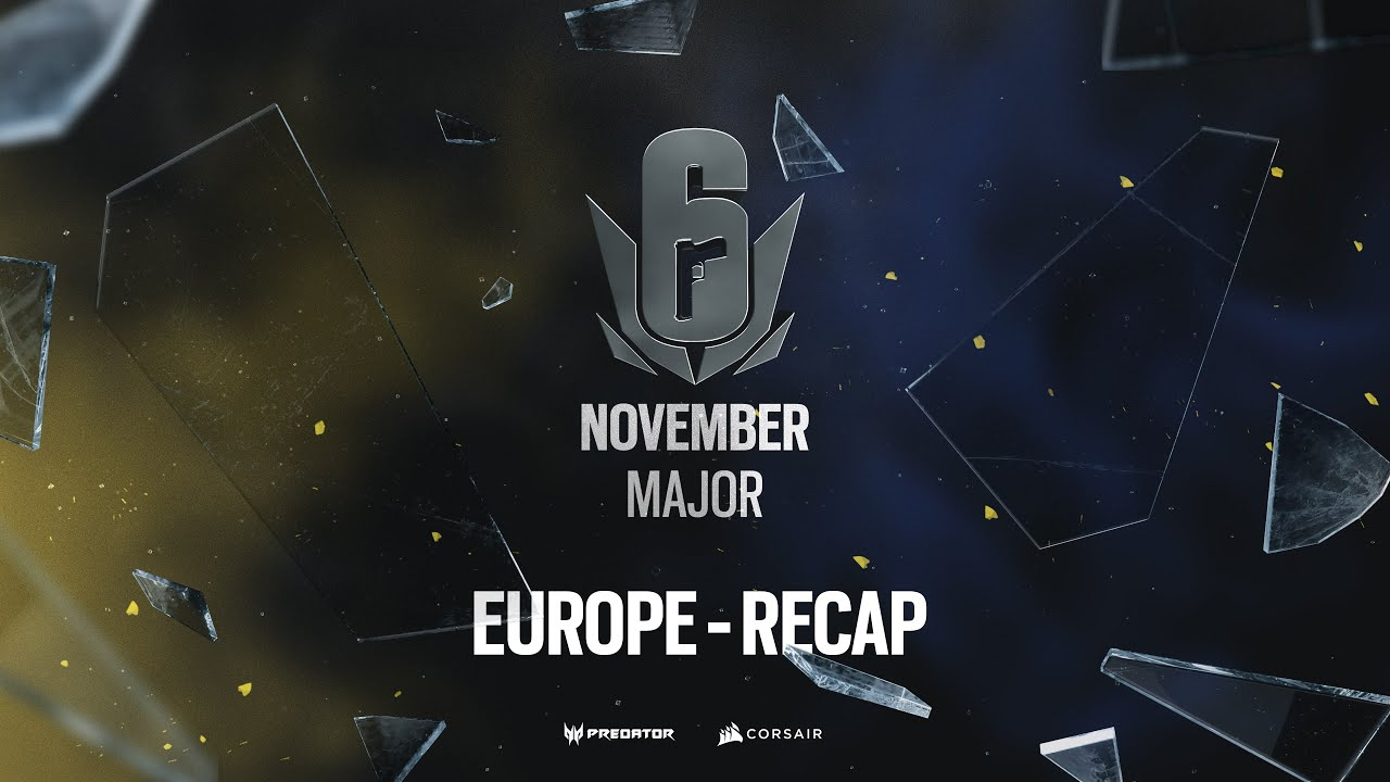 November Six Major Europe : Recap by Caliber Jacob