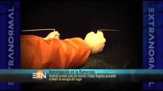 La carretera más peligrosa de México (Investigación Extranormal)