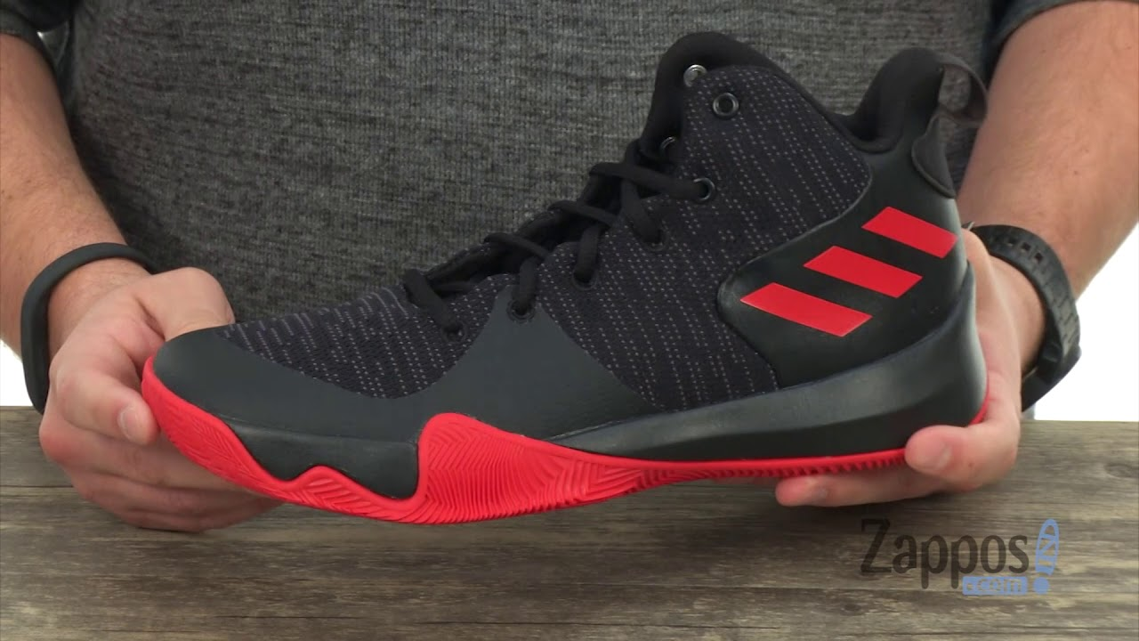 e39d3fb8863c adidas Explosive Flash SKU  8993147 - YouTube