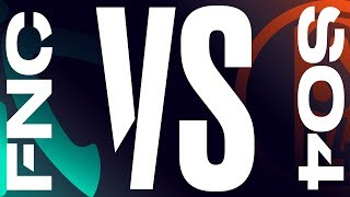 FNC vs. S04 - Week 7 Day 1 | LEC Summer Split | Fnatic vs. Schalke 04 (2019)